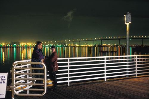 סן דייגו: העיירה הקטנה הכי גדולה במערב