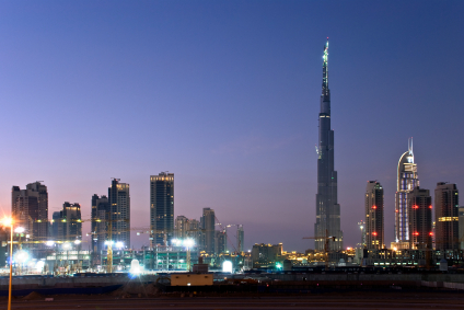 הבניין הגדול בעולם נחנך בדובאי