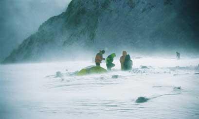 הר דנאלי באלסקה: טיפוס על ההר הגדול