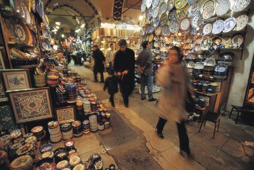 קניות באיסטנבול