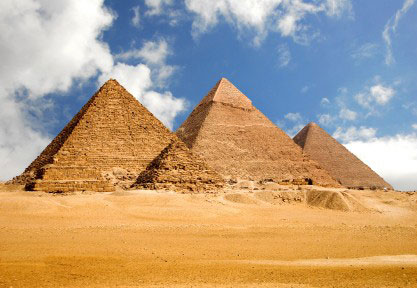 הפירמידות ממשיכות לגלות סודות