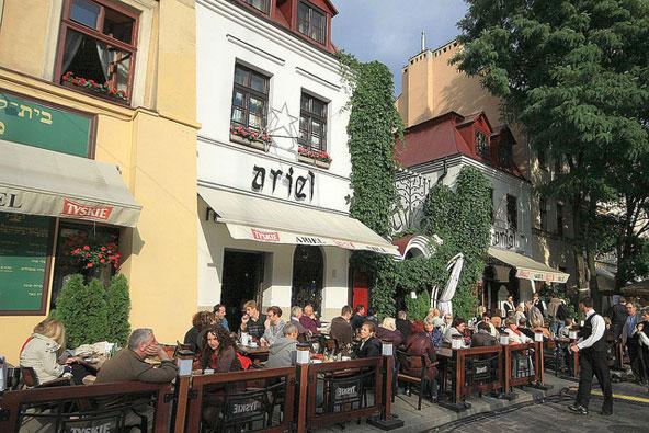 קרקוב – ביקור בקהילה היהודית