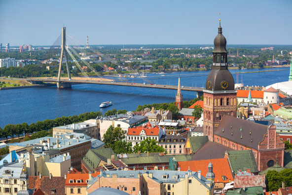 בין לטביה לליטא – טיול במדינות הבלטיות