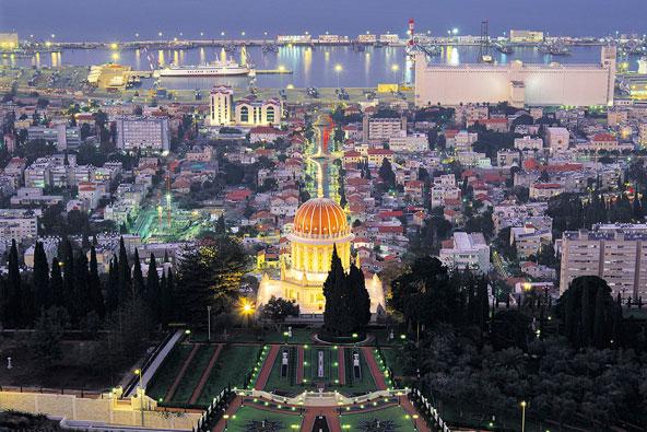 העיר התחתית של חיפה – טיול אורבני