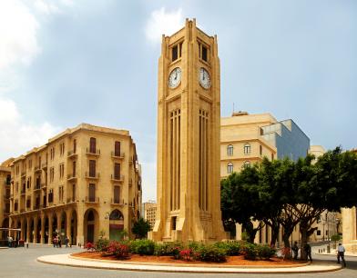 לבנון – ביקור בביירות