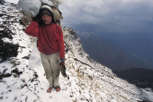נפאל – אנשי השרפה