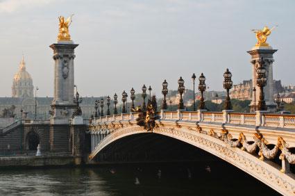 גשרים בפריס