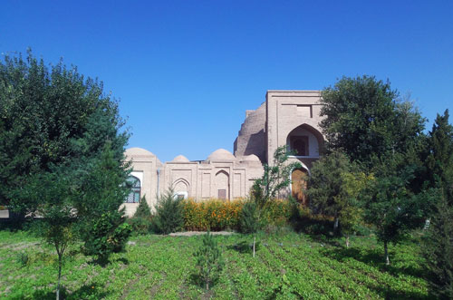 טרמז – אלכסנדריה של אוזבקיסטן