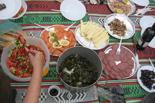 אוכל יווני – ביוון אכול כיווני