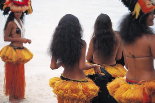 טהיטי, בעקבות גוגן