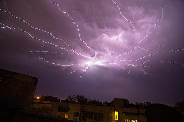 מזג האוויר השתגע – יש דרמות בשמים