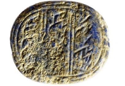 חותם עברי עתיק התגלה בחפירות ליד הכותל