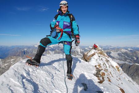 מטרהורן: טיפוס הרים בשווייץ