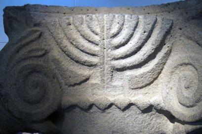 המנורה – מפולחן דתי לסמל לאומי
