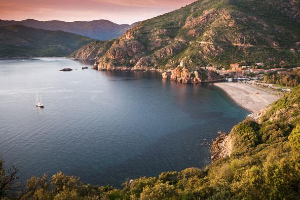 קורסיקה וסרדיניה – מסע בין שני איים