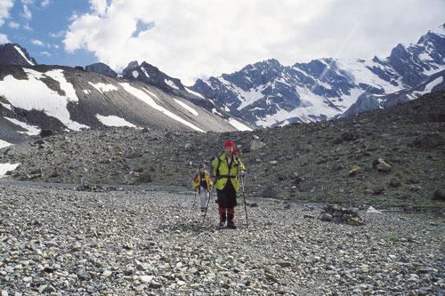 טג'יקיסטן – טרק בהרי הפאן