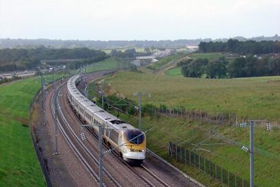מלונדון לפרובנס ברכבת בחמש וחצי שעות