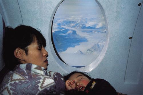 קנדה: התקווה הלבנה הגדולה של נונאווט