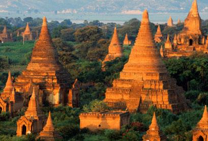בגאן, בורמה – ארץ המקדשים היפים