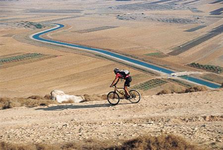 טיול אופניים בגליל התחתון