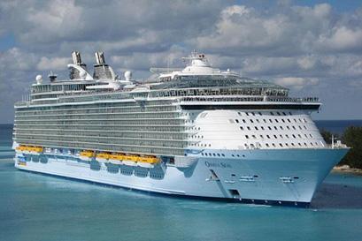 סרטון: ספינת התענוגות הגדולה בעולם