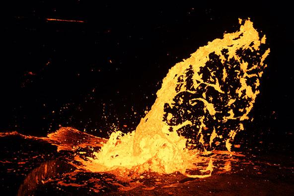 סרטון: התפרצות הר הגעש ארטה אלה