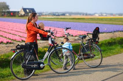 הולנד עם ילדים: לתכנן את הפרטים הקטנים