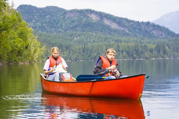קנדה עם ילדים – טיול משפחתי במערב קנדה