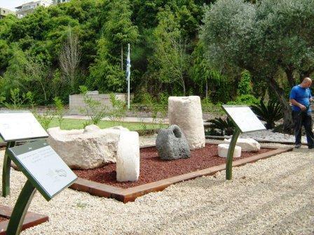 גן ארכיאולוגי חדש נפתח ביישוב חורפיש