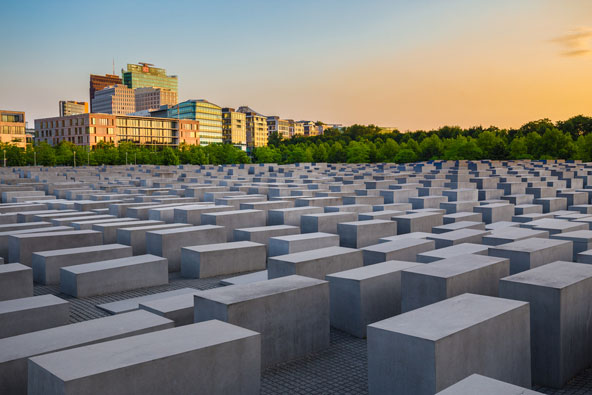 יום השואה בברלין