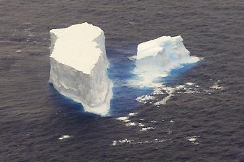 100 קרחונים מתקרבים לדרום ניו זילנד