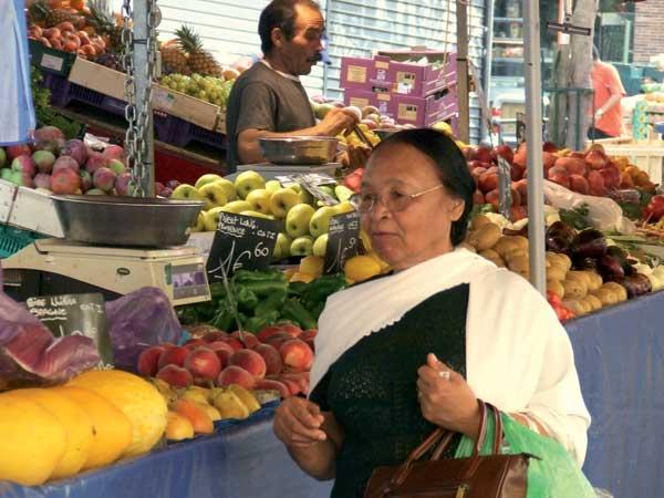 מרסיי: יום שוק