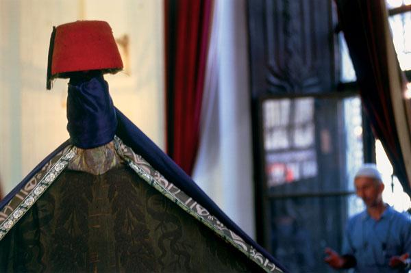 התרבוש התורכי: הכובע שלאחר המוות