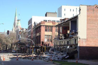 רעידת האדמה בניו זילנד: יום שחור למדינה