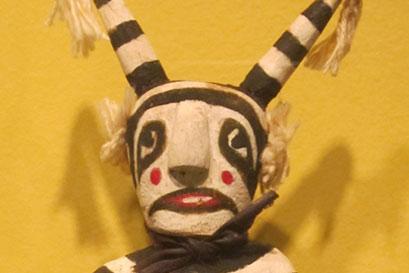 למרות המחאה, נמכרו חפצים מקודשים לשבט ההופי