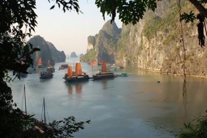 וייטנאם – טיול משפחתי פרטי בצפון וייטנאם