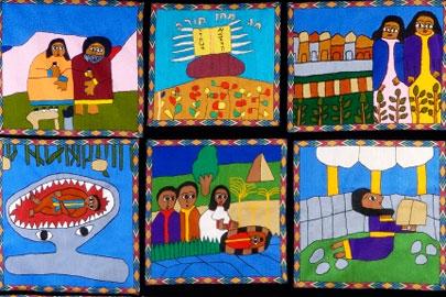 אומנות אתיופית: תכיר אותי דרך הידיים שלי