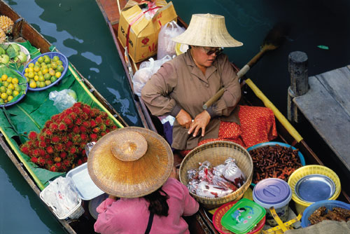 לטייל עם הילדים בתאילנד