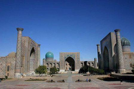 אוזבקיסטן: סודות עתיקים