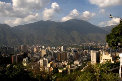 קראקס, ונצואלה. תמונות מהחיים