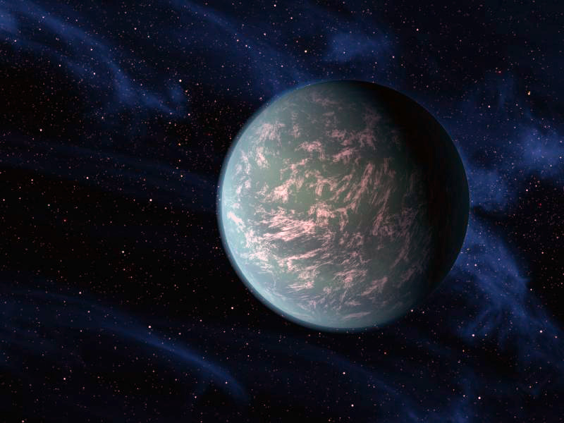 כוכב חדש מעורר תקווה לקיום חיים מחוץ לכדור הארץ