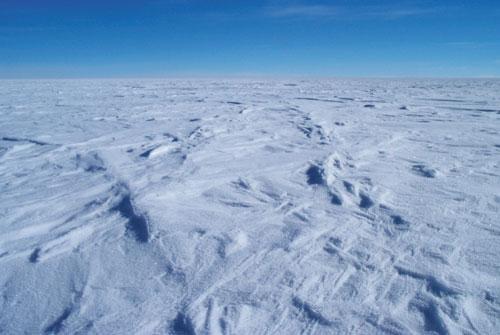 אנטארקטיקה: הים הנעלם