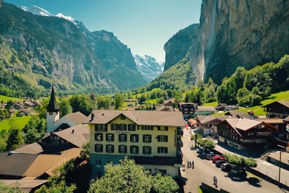 מלונות מומלצים בשווייץ