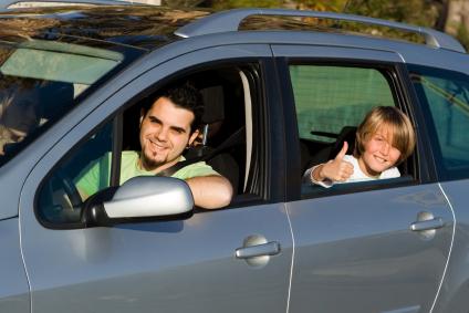 טיולי משפחות ברכבים פרטיים