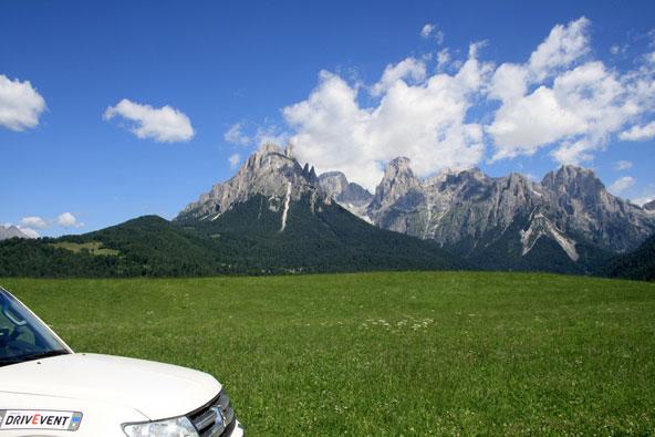הדולומיטים האיטלקיים – הרים של סיפורים