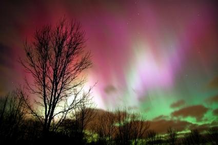 הזוהר הצפוני: המקומות הכי טובים לצפייה
