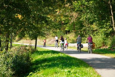 טיולי אופניים: להתגלגל בכיף