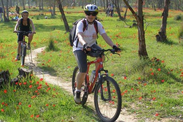 טיולי אופניים באזור בארי