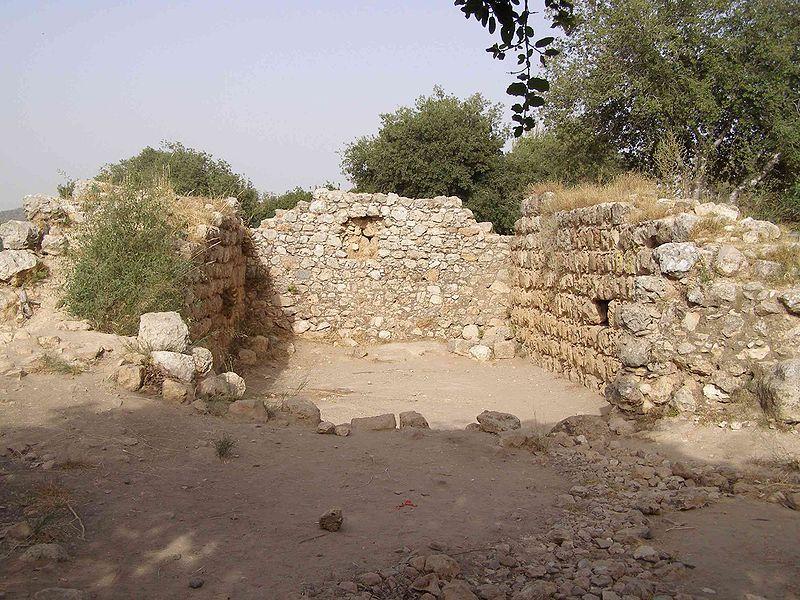הדרך הרומית מבית-גוברין לירושלים