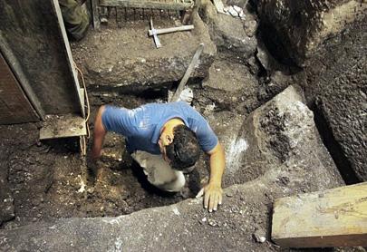 חשיפה דרמטית: הורדוס לא סיים בניית הכותל המערבי